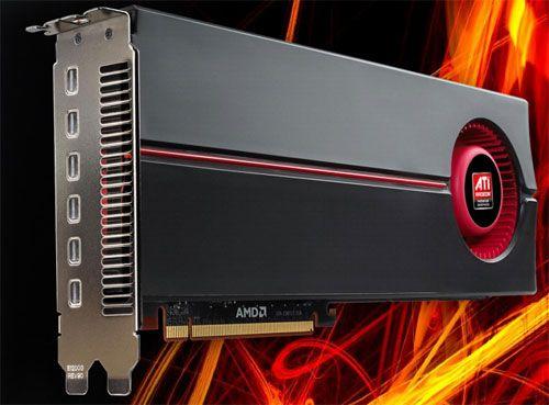 Radeon HD 5870 Eyefinity 6 Edition