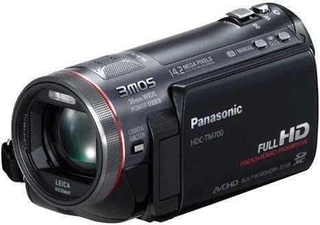 2 camere video Panasonic
