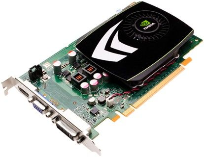 nVidia populeaza GeForce 300