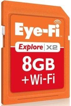 Eye-Fi la generatia a doua