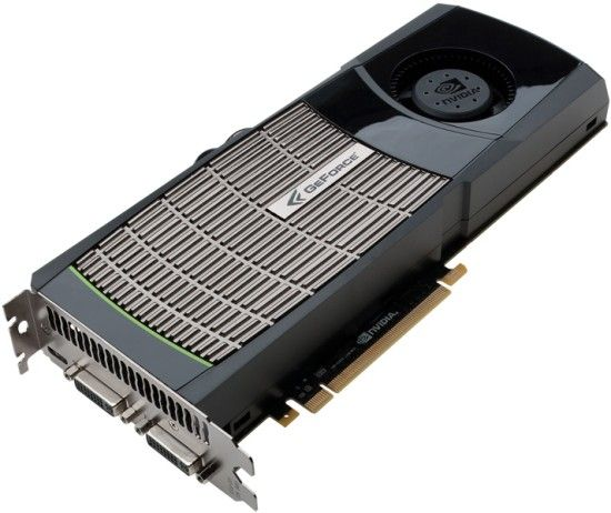 nVidia lanseaza GTX 480 si GTX 470