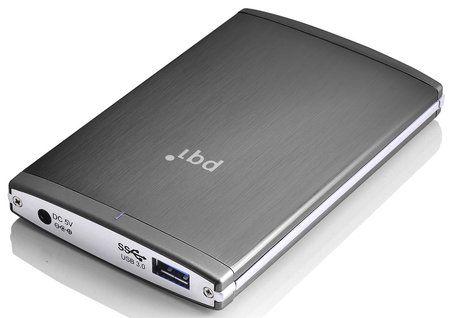 HDD pe USB 3.0 de la PQI