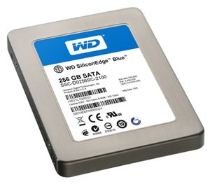 WD Silicon SSD