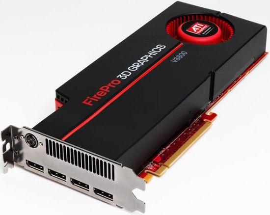 AMD FirePro 3D V8800
