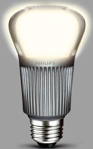 Bec cu LED de la Philips