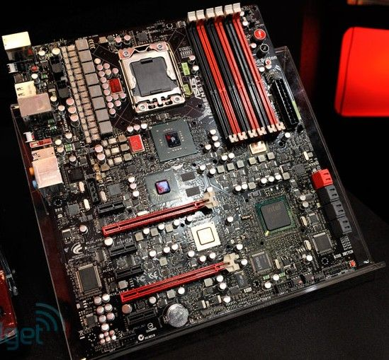 Asus X58 Immensity