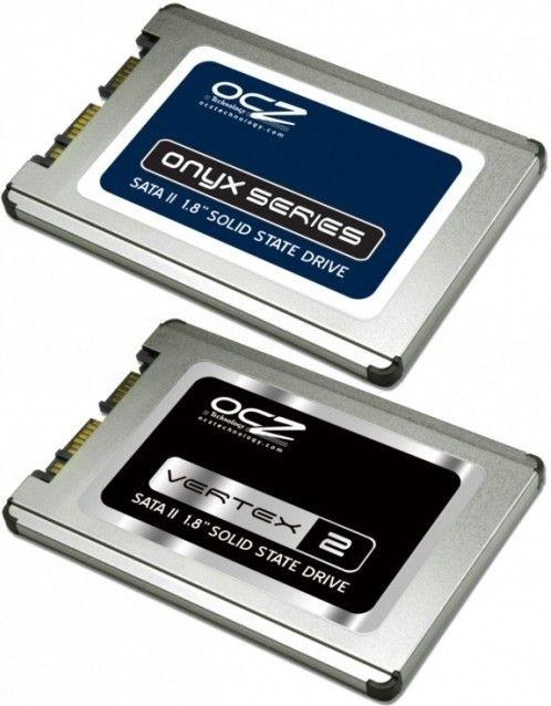 "OCZ are SSD-uri de 1.8"""