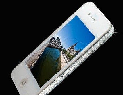 Apple iPhone 4 Diamond Edition