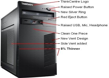 Noi desktop-uri Lenovo