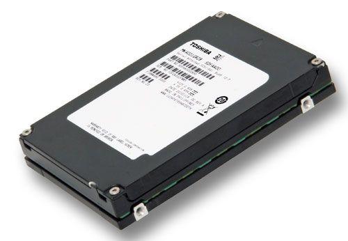 SSD-uri enterprise de la Toshiba