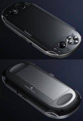 Sony NGP devine PlayStation Vita