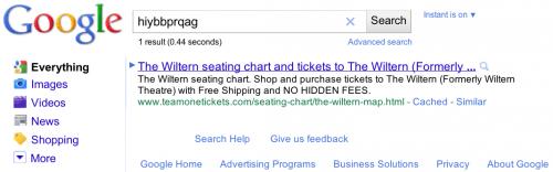 Bing fura rezultatele de la Google