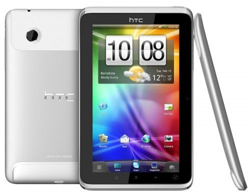 HTC Flyer - tablet PC