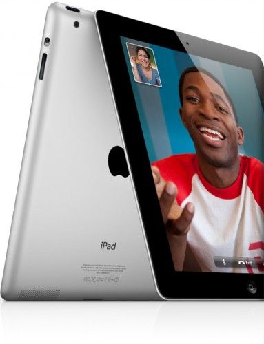 Apple iPad 2 dezvaluit