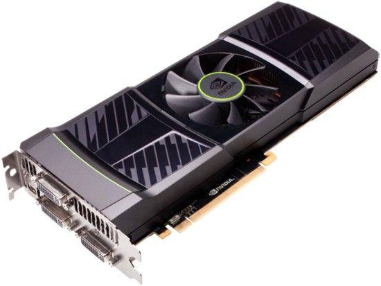 nVidia lanseaza GeForce GTX 590