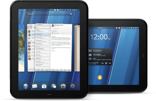 HP TouchPad va primi Android