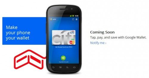Google Wallet lansat