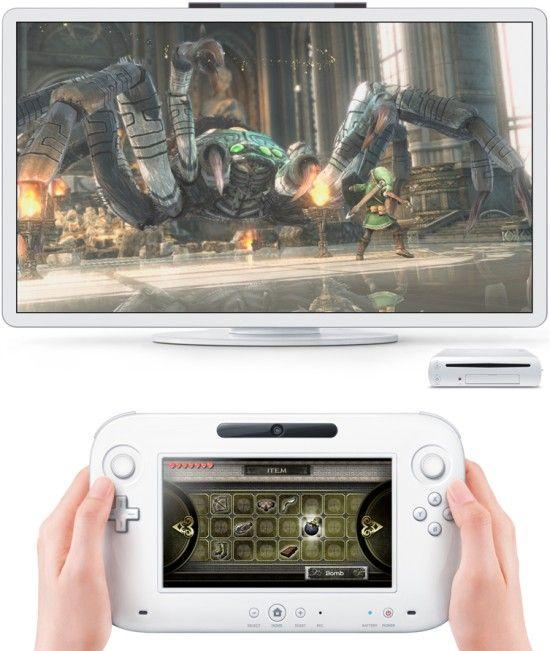 Wii U vine pe 18 noiembrie