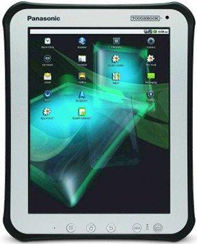 Panasonic Toughbook tablet