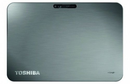 Tableta ultrasubtire de la Toshiba