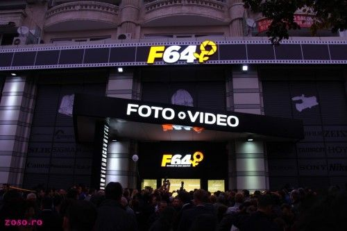 F64 are cel mai mare showroom foto