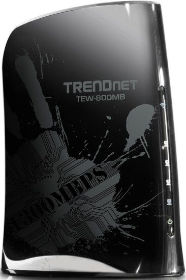 Router TrendNet wireless la 1300 Mbps