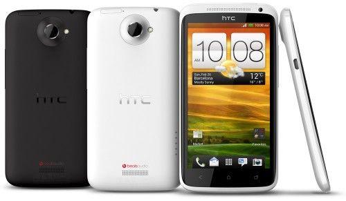 MWC: HTC One X