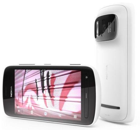 MWC: Nokia 808 PureView cu 41 MP