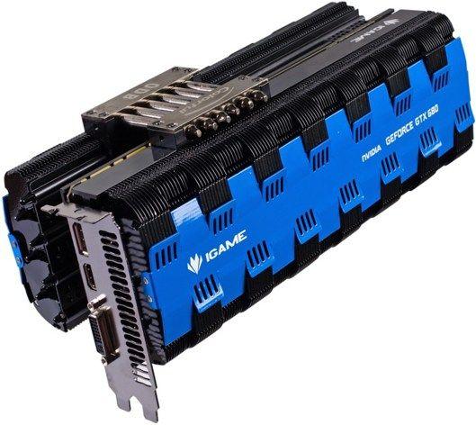GTX 680 racit pasiv