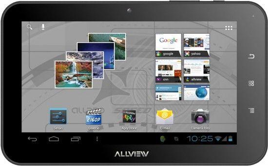 Facelift: AllView AllDro Speed i