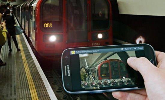 Samsung Galaxy S3 vine si pe negru