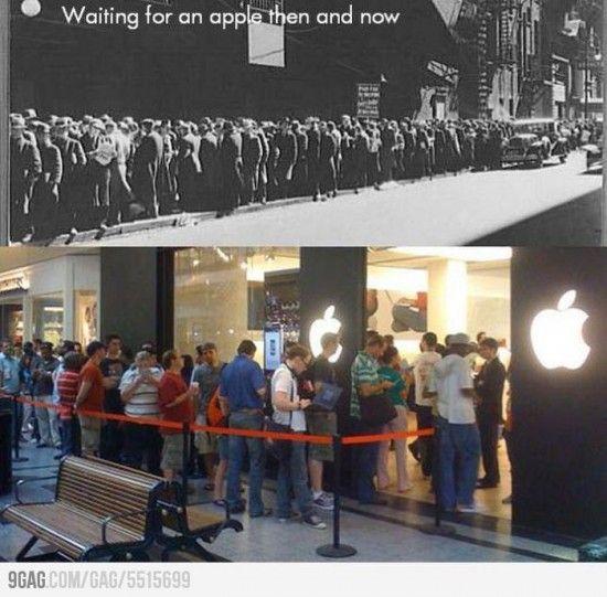 Parodie IT: Apple, iPhone si relatiile in ziua de azi