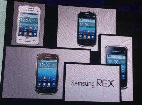 Samsung-REX-Family