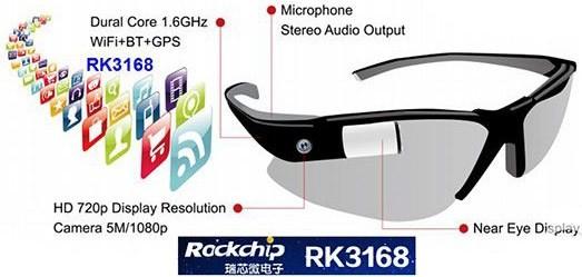 Rockchip_Smartglasses_RK3168