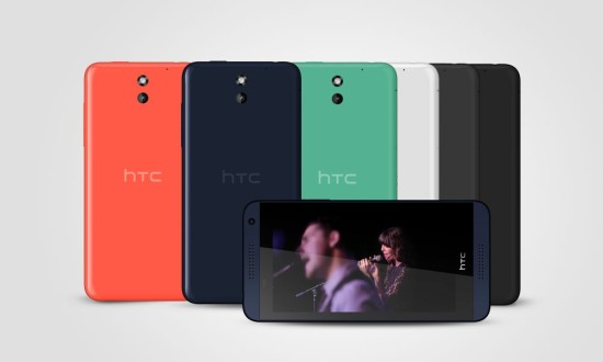 HTC Desire 610_all colors
