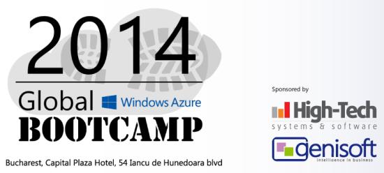 Global Windows Azure Bootcamp 2014, ultimele zile de inscriere