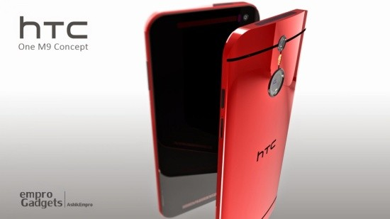 HTC-One-Concept-Ashik-Empro-Red