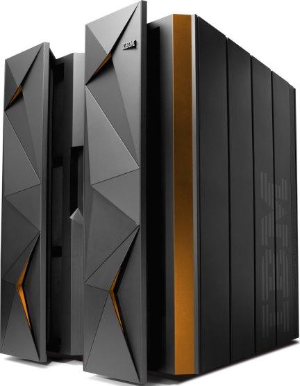 IBM_LinuxOne_mainframe_server