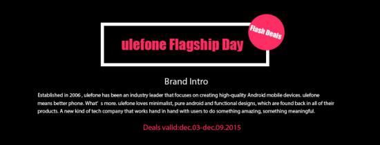 ulefone-sale-day