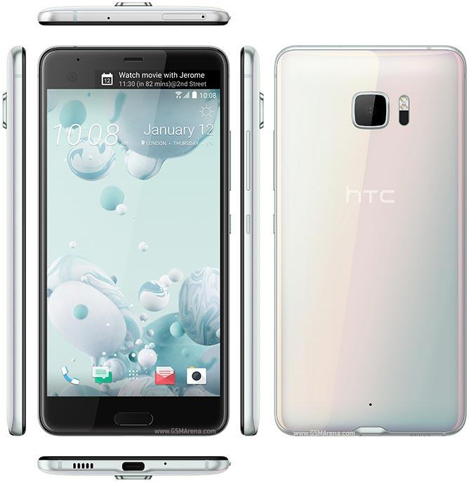HTC U Play Ultra are ecran secundar