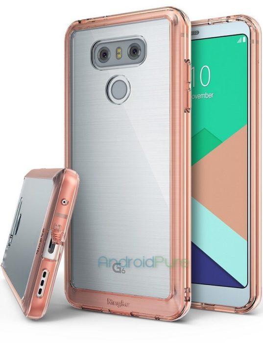 LG G6 va fi bun pentru audiofili