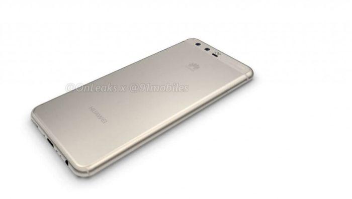 Imagini cu Huawei P10 inainte de lansare