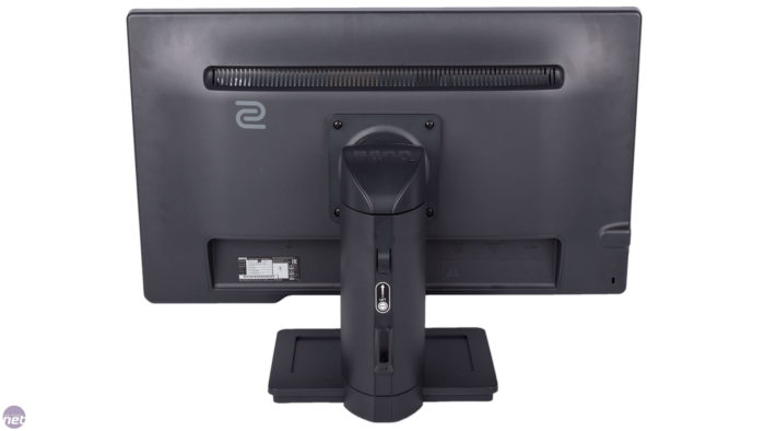 Review monitor Zowie XL2411 by BenQ