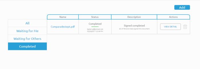 Wondershare eSign+: un serviciu intuitiv de semnare digitala a documentelor (P)