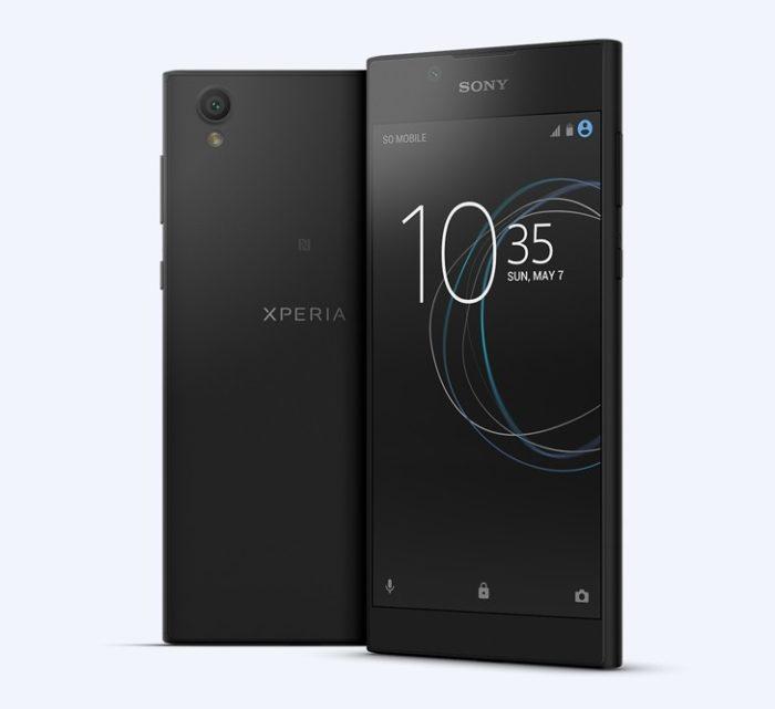Sony lansează Xperia L1, un terminal mid-range cu ecran de 5.5 inch și cameră foto de 13 MP
