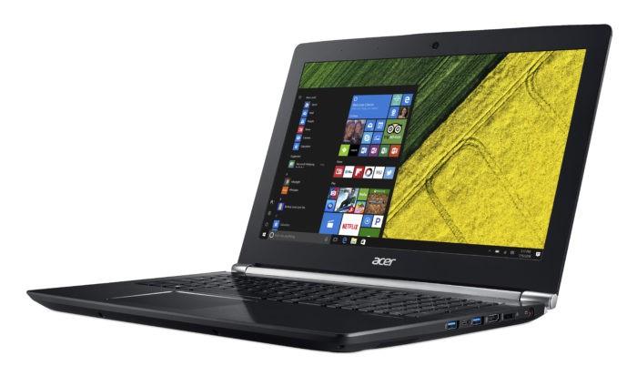 Acer a anuntat disponibilitatea notebook-urilor V Nitro in Romania