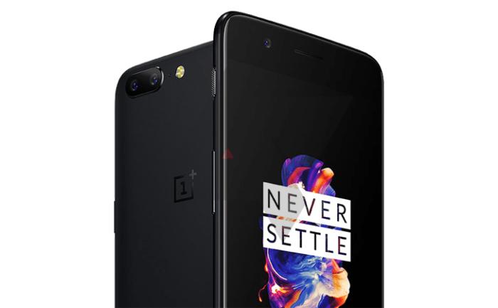 Prima imagine oficiala cu OnePlus 5