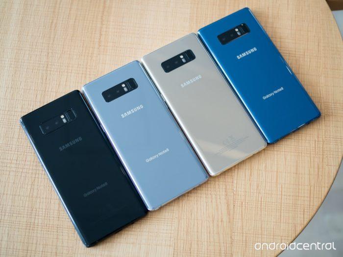 Samsung Galaxy Note 8 disponibil la precomanda, costa mult