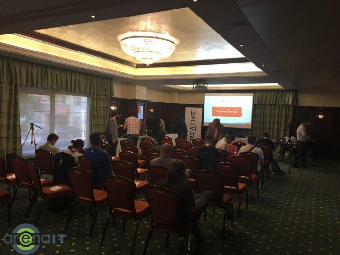 Creative Technology a lansat in Romania produse noi