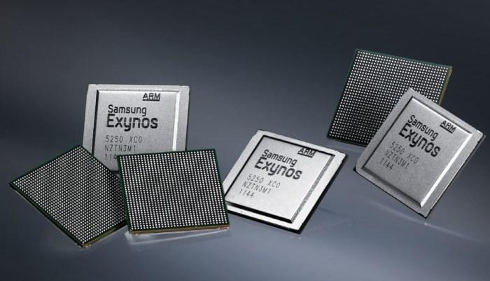 Exynos 9810 poate filma 4K la 120FPS